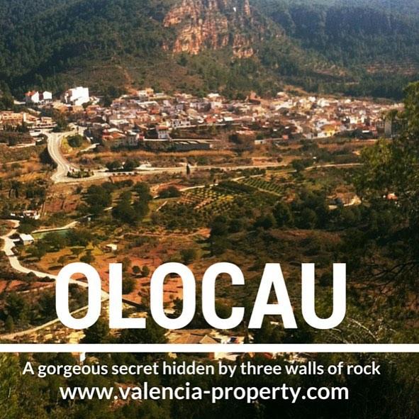 Olocau General View