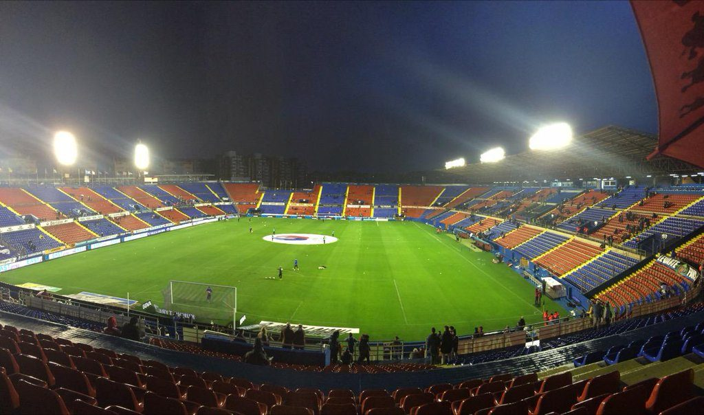 Levante Football Ground