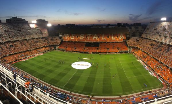 Valencia Football Ground