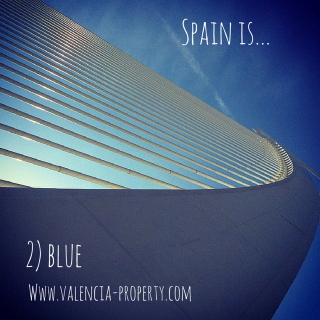 Valencia Blues Almost Every Day