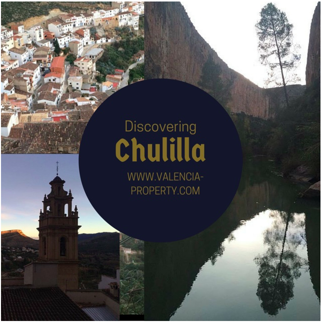 Chulilla A Small Village Just 45 Minutes From Valencia