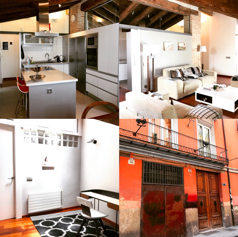 Superb Classic Valencia City Apartment in the Carmen