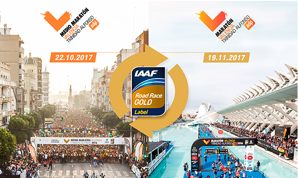 Fancy a half marathon or marathon in preparation for the World Marathon Championships?