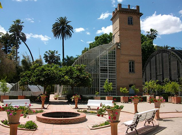 The Botanical Gardens are an excellent escape from the streets of central Valencia.