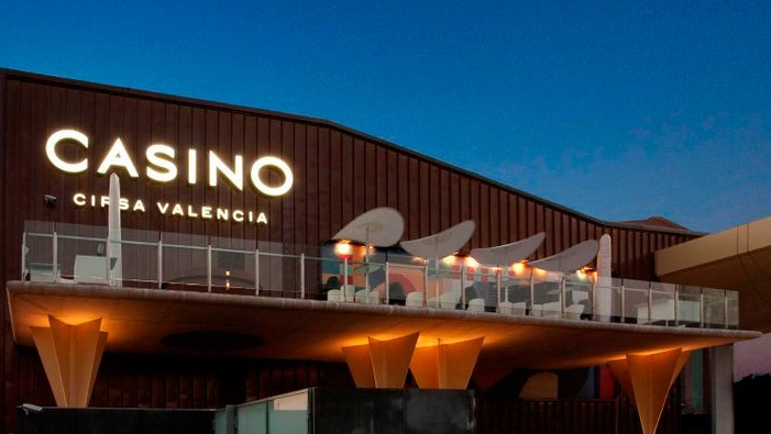 If you are into a night at the Casino then Valencia has two, one near the Congress Palace and the other in Puzol