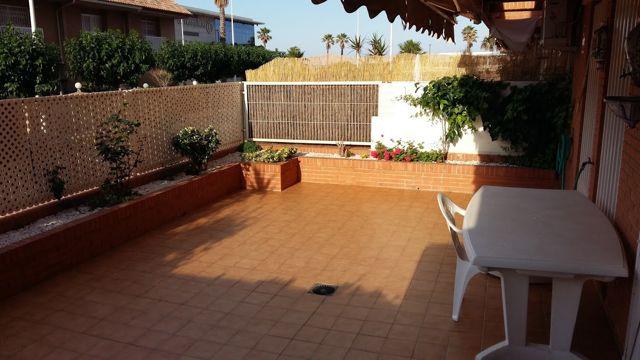 250000 Euros Valencia Patacona beach apartment with terrace