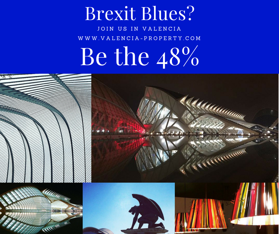 Brexit Blues - Be The 48%