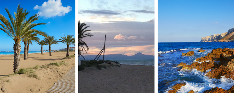Beach living with our Denia Property finders