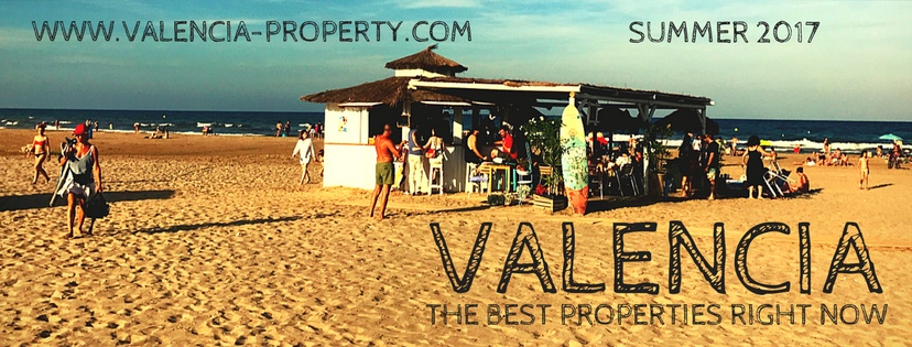Valencia Beach is one of the lifestyle attractions