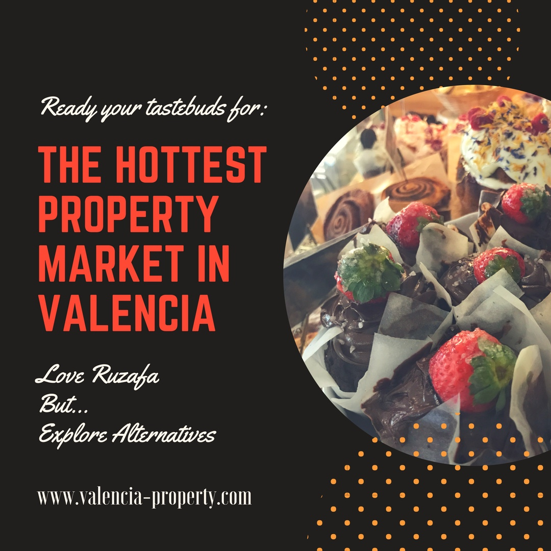 The Hottest Property Market in Valencia - And Alternatives