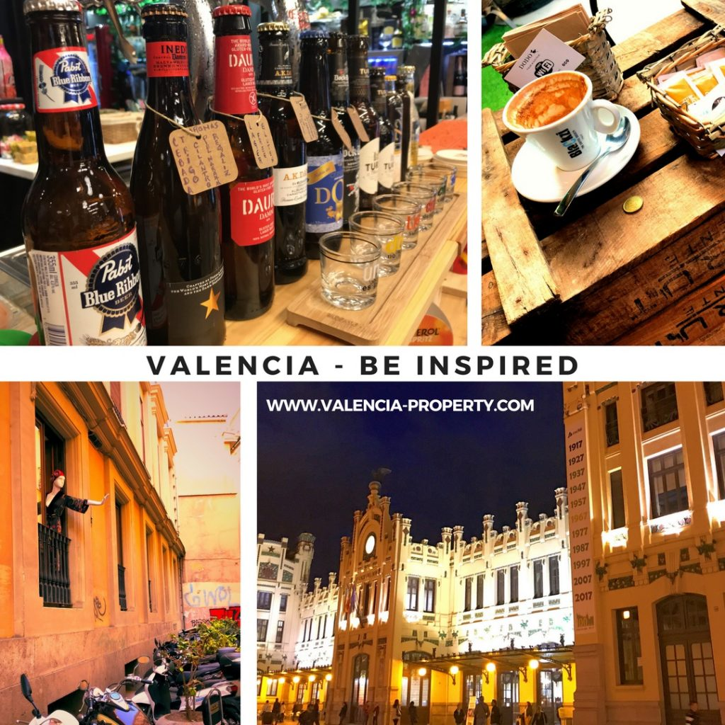 Be Inspired in Valencia