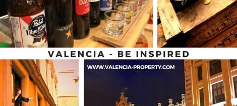 Be Inspired in Valencia