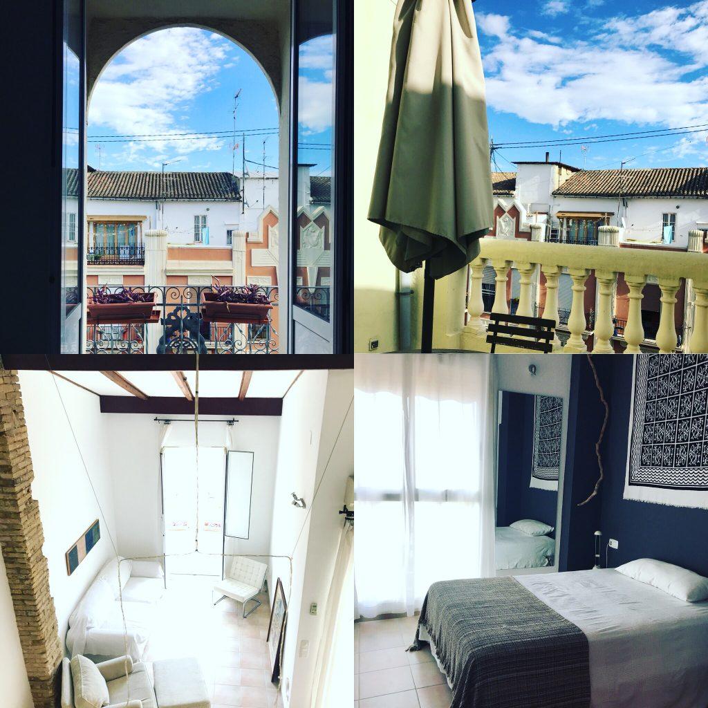 Apartments in Ruzafa are especially desirable at the moment