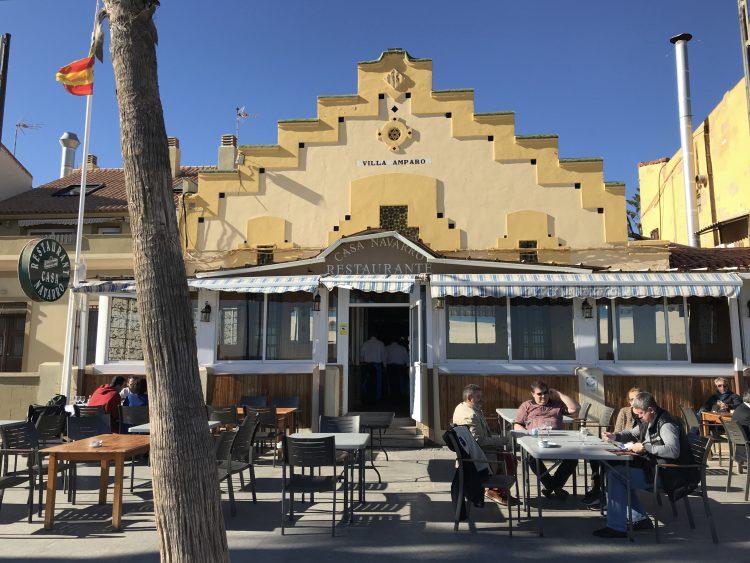 Casa Navarro Paella Restaurant