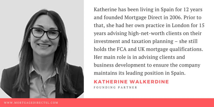 Katherine Walkerdine from Mortgage Direct