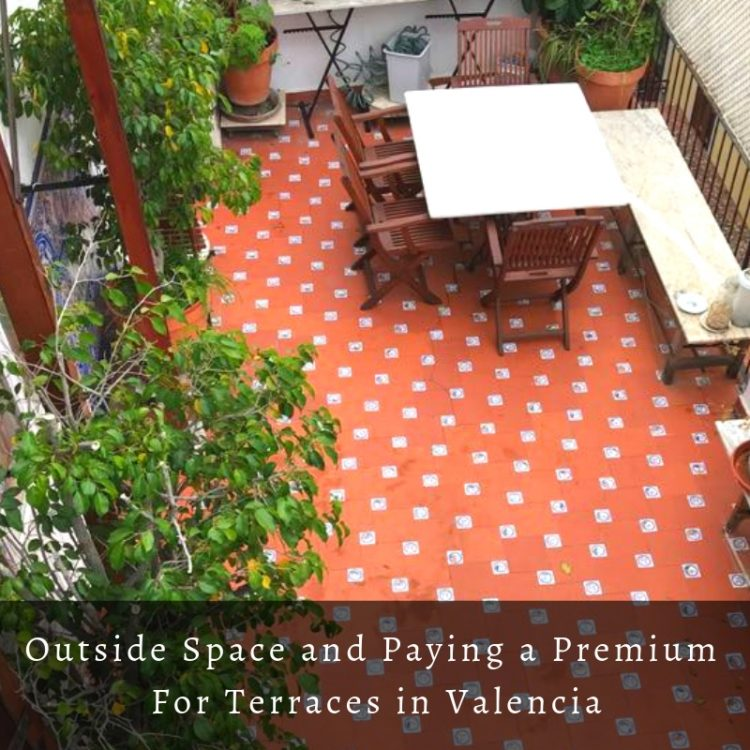 Your Outside Space in Valencia