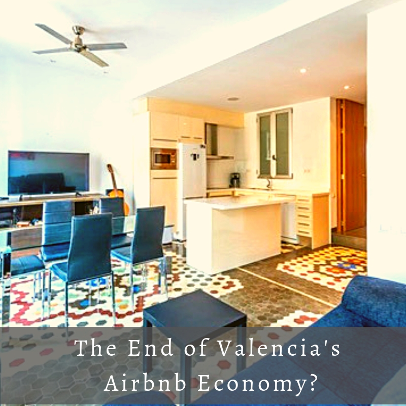 The End Of Valencia's Airbnb Economy