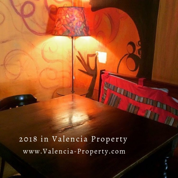 2018 in Valencia Property. Who bought what and where?