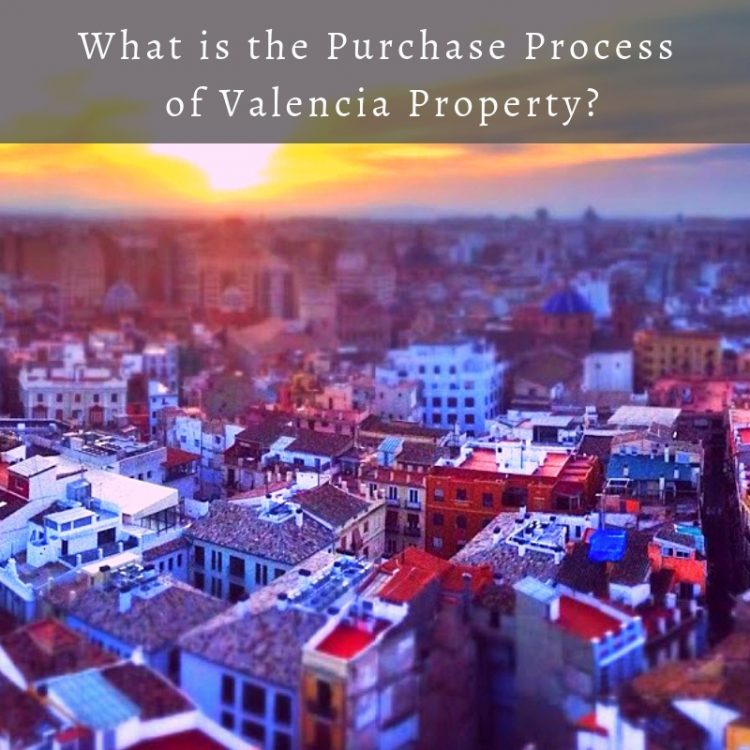 What is the Purchase Process of Valencia Property