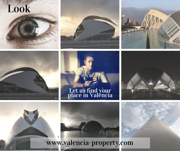 Images Taken Of The City Of Arts And Sciences in Valencia