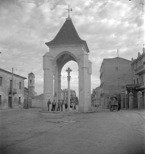 Cruz Cubierta in Valencia