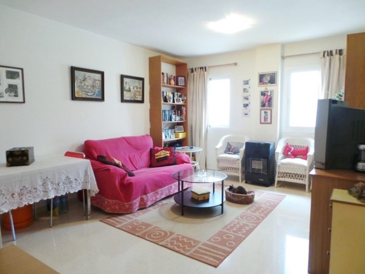 42000 Euros Naquera Apartment For Sale with sitting tenant. Click image for details