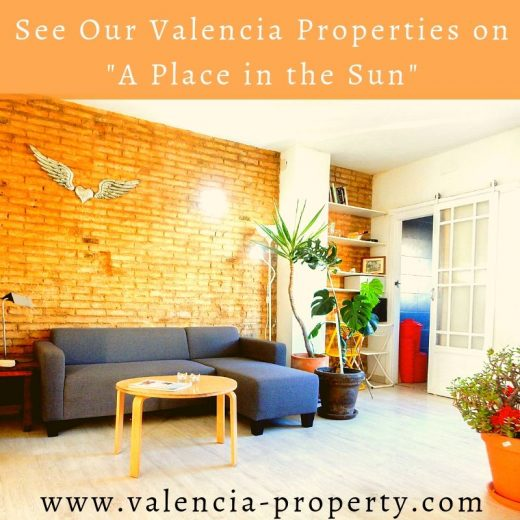 "See Our Valencia Properties on ""A Place in the Sun"""