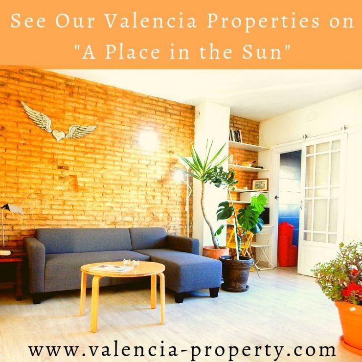 """See Our Valencia Properties on """"A Place in the Sun"""""""