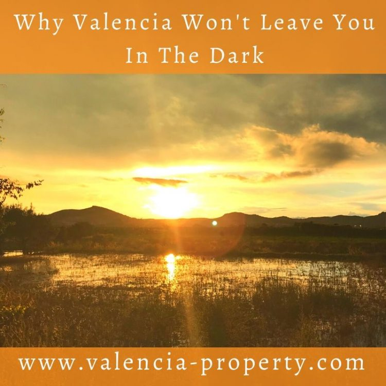 Why Valencia Won't Leave You In The Dark