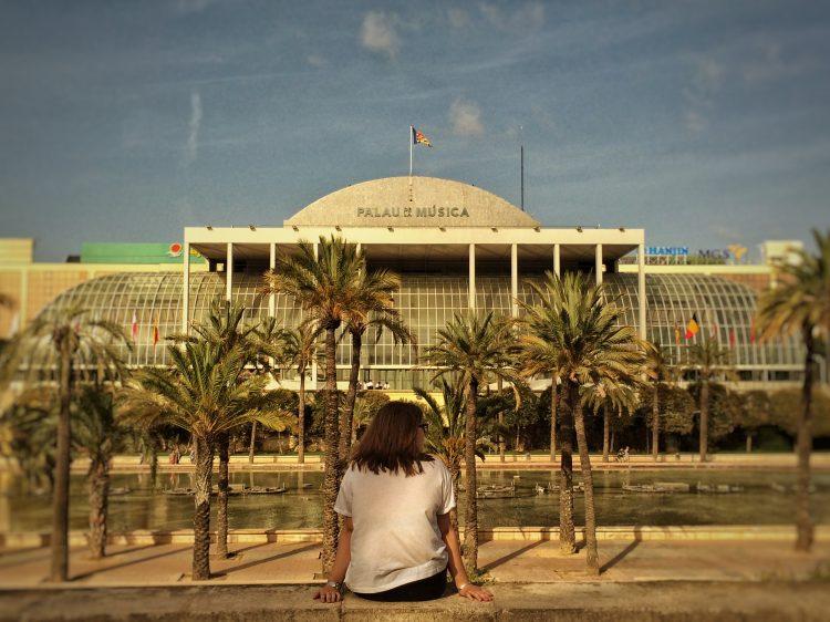 Palau De Musica in Valencia