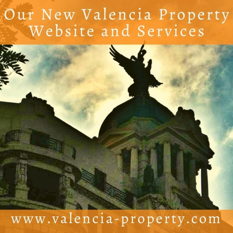 Our New Valencia Property Website and Services
