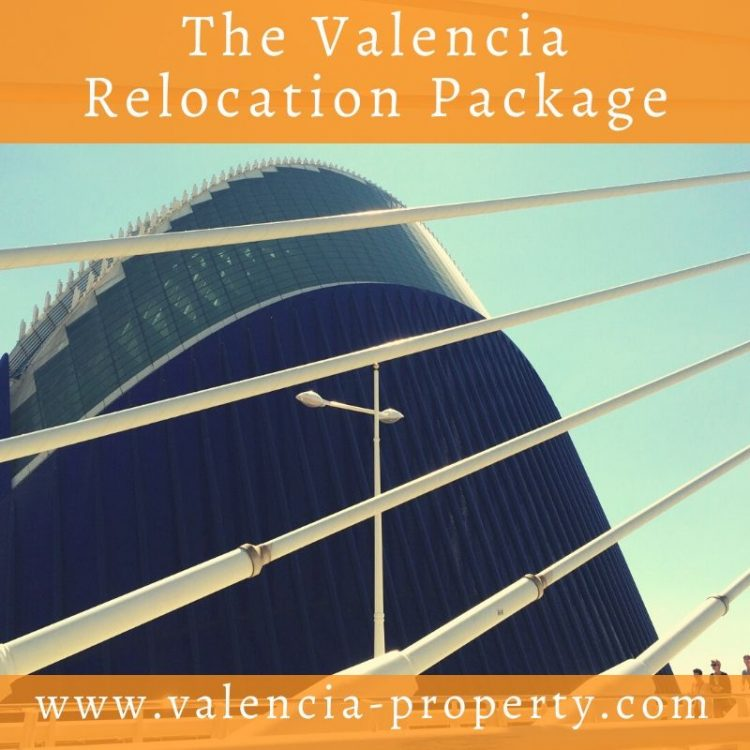 The Valencia Relocation Package