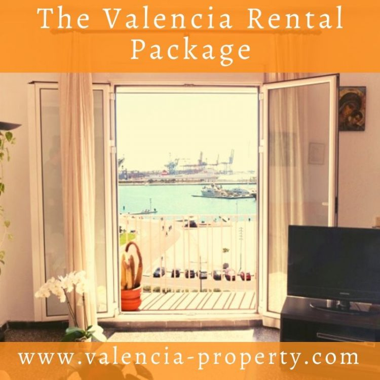 The Valencia Rental Package