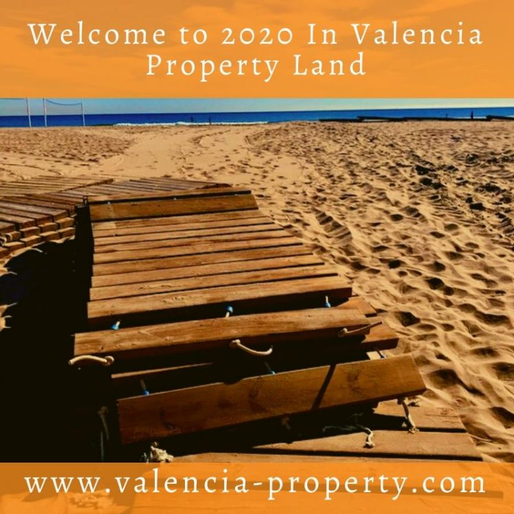 Welcome to 2020 in Valencia Property Land