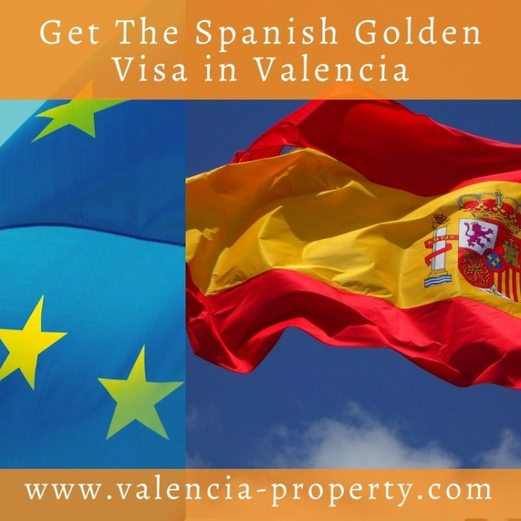 Get the Spanish Golden Visa