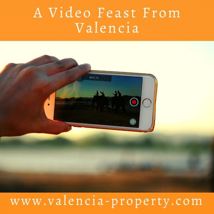 A Video Feast From Valencia