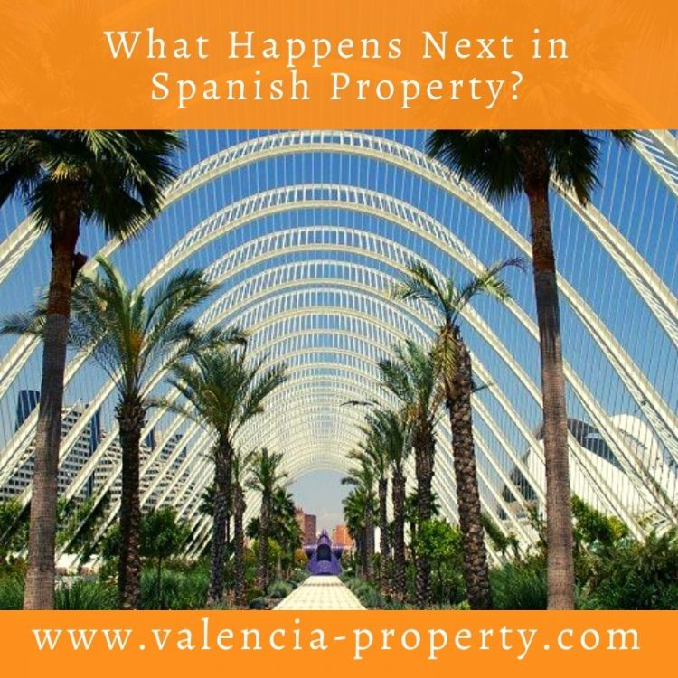 What Happens Next in Spanish Property?