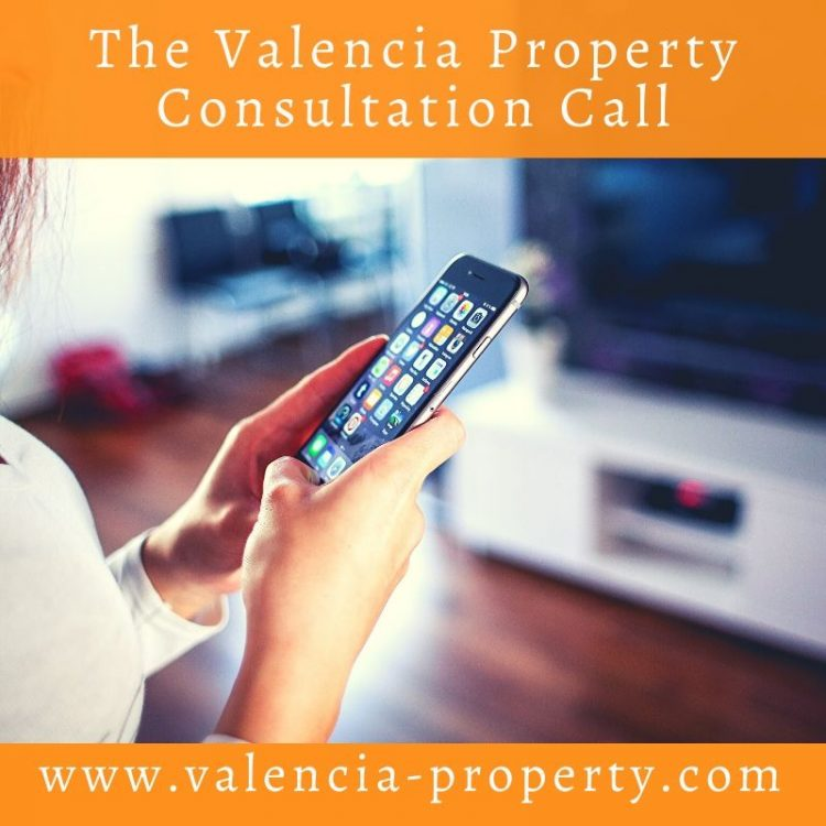 The Valencia Property Consultation Call