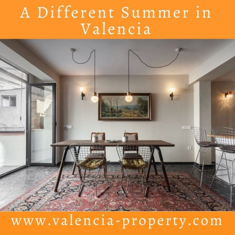 A Different Summer in Valencia