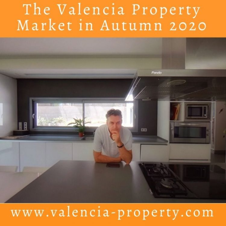 The Valencia Property Market in Autumn 2020