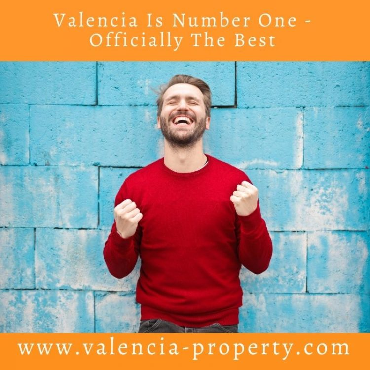 Valencia Is Number One - Officially The Best