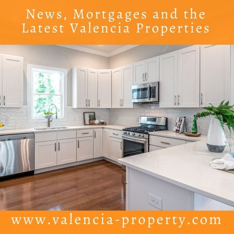 News, Mortgages and the Latest Valencia Properties