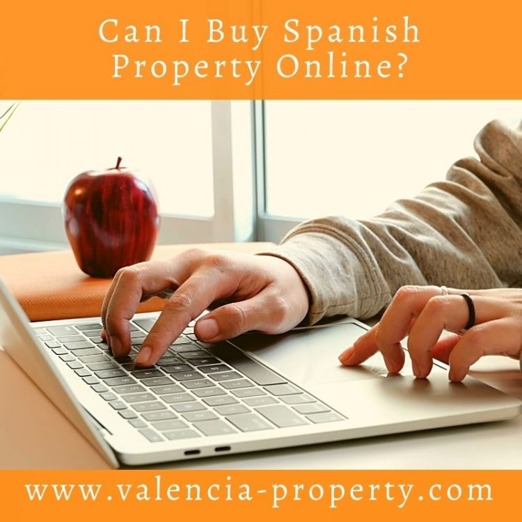Can I Buy Spanish Property Online?