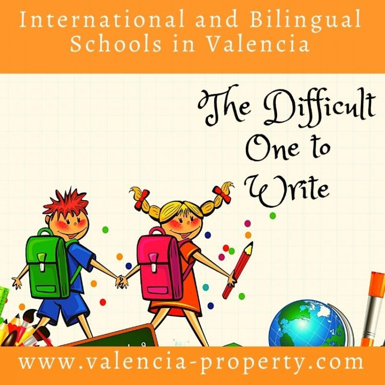 International and Bilingual Schools in Valencia