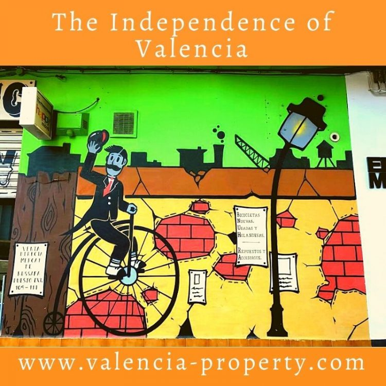 The Independence of Valencia
