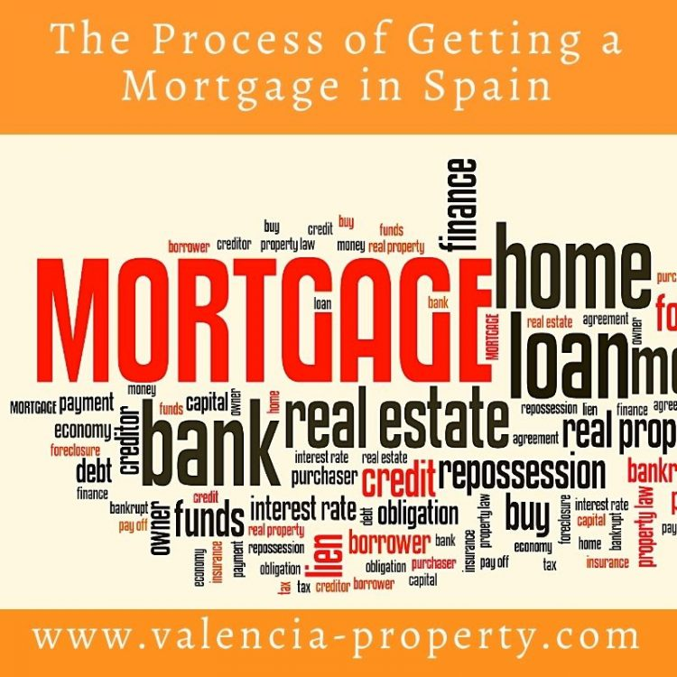 The Full Process of Getting a Mortgage in Spain