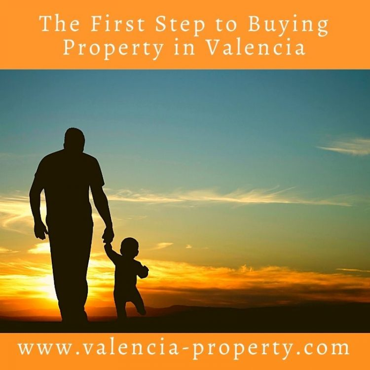The First Step to Buying Property in Valencia
