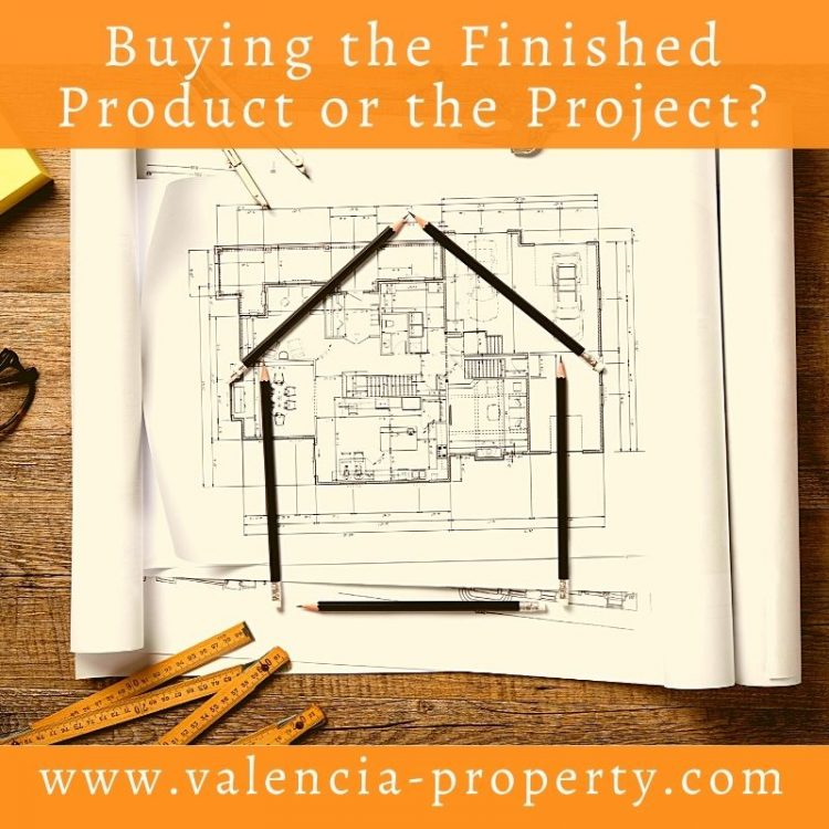Buying the Finished Product or the Project?