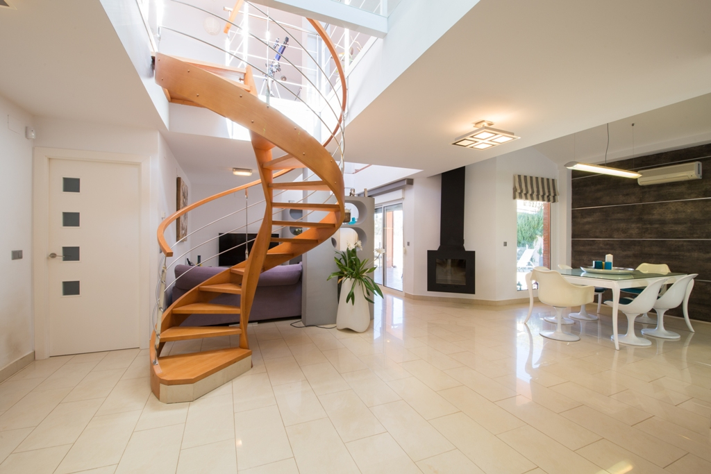 Picture of Spiral Staircase Villa