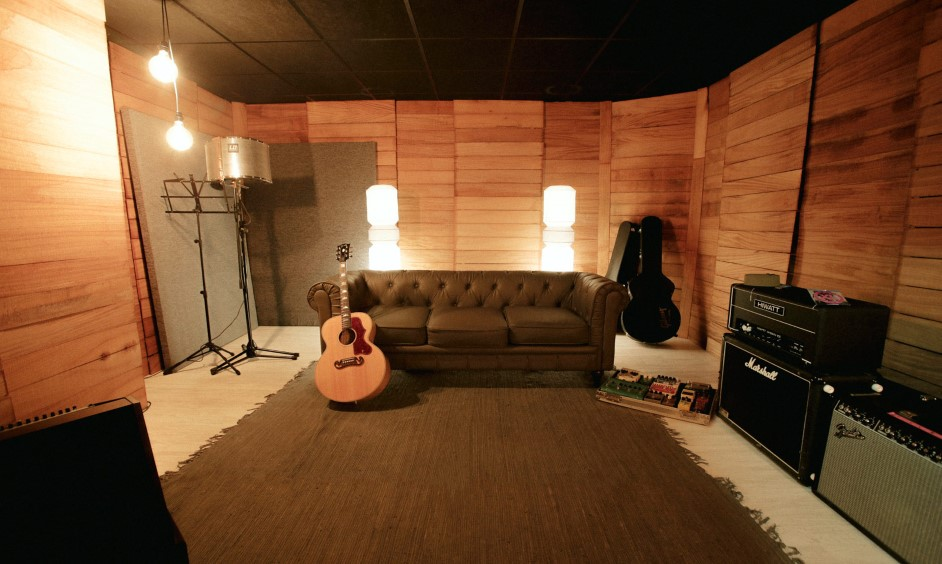 Picture of Villa with own Recording Studio